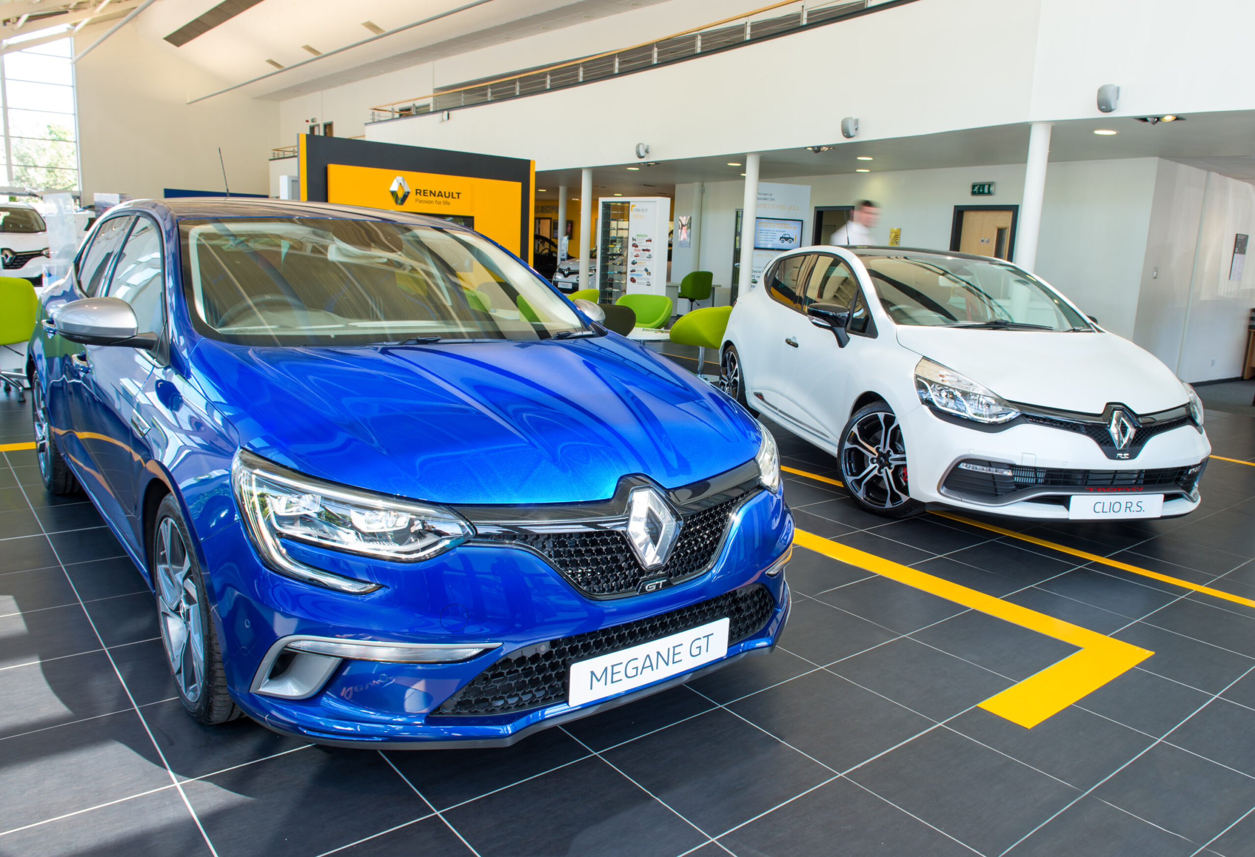 Renault Dealership