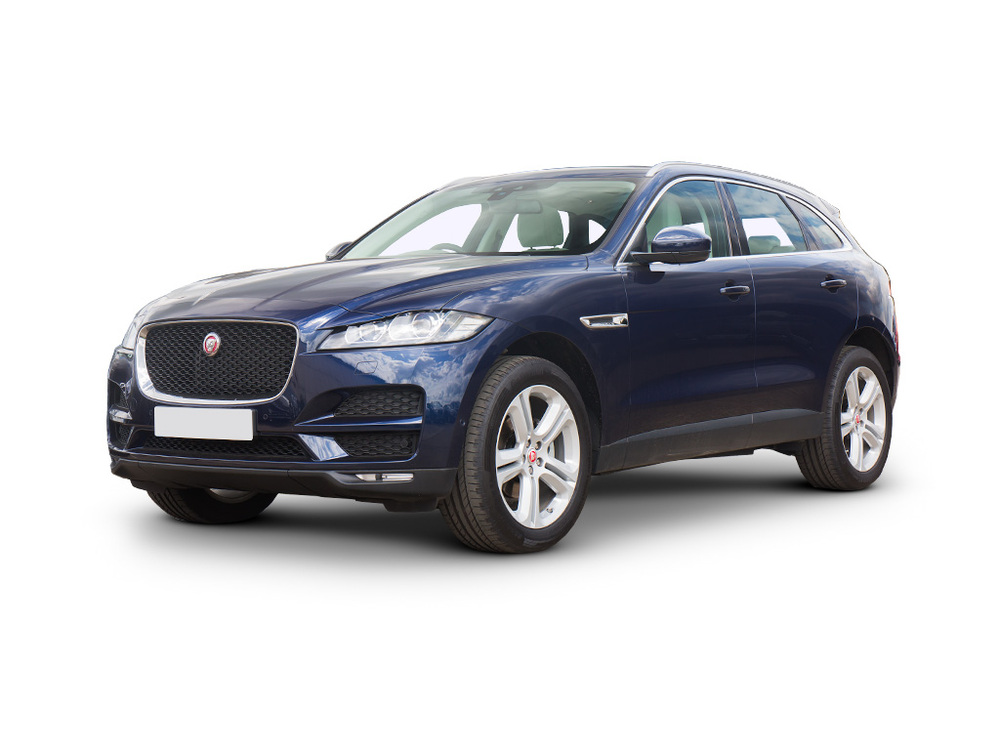 JAGUAR F-PACE ESTATE S