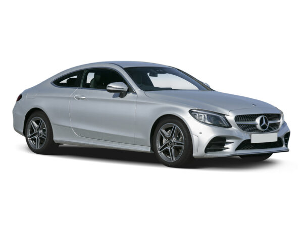 MERCEDES-BENZ C CLASS AMG COUPE S