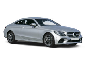 MERCEDES-BENZ C CLASS COUPE S
