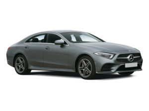 MERCEDES-BENZ CLS AMG COUPE