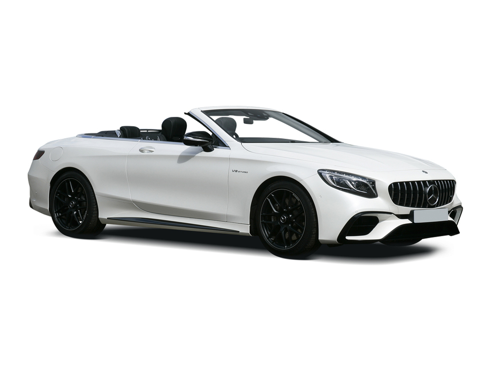 MERCEDES-BENZ S CLASS AMG CABRIOLET