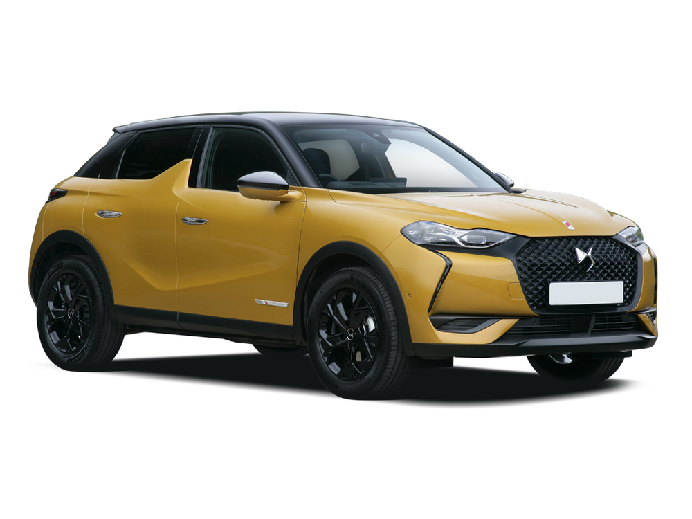 DS DS 3 ELECTRIC CROSSBACK HATCHBACK