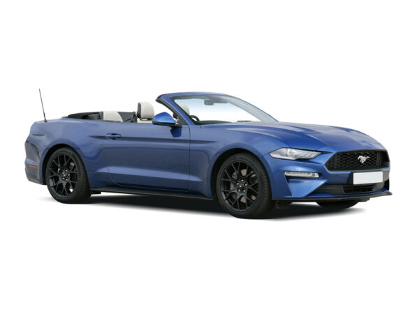 FORD MUSTANG CONVERTIBLE S