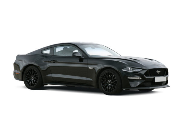 FORD MUSTANG FASTBACK S