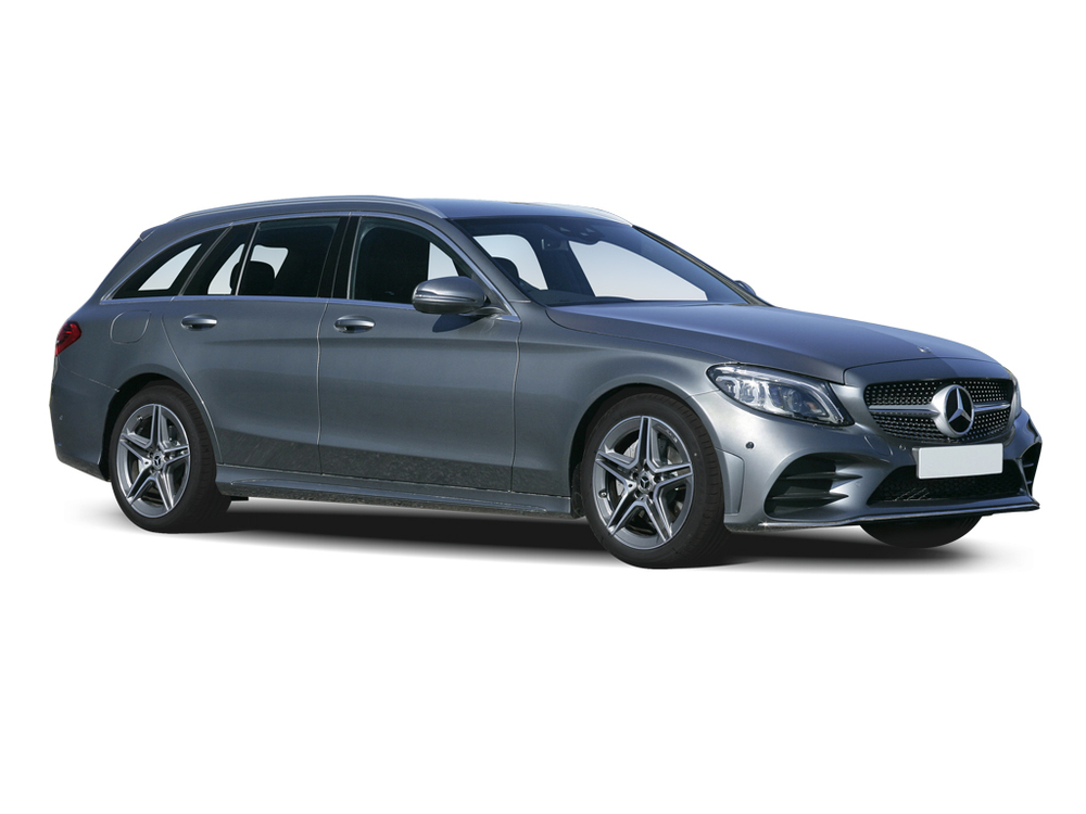 MERCEDES-BENZ C CLASS ESTATE