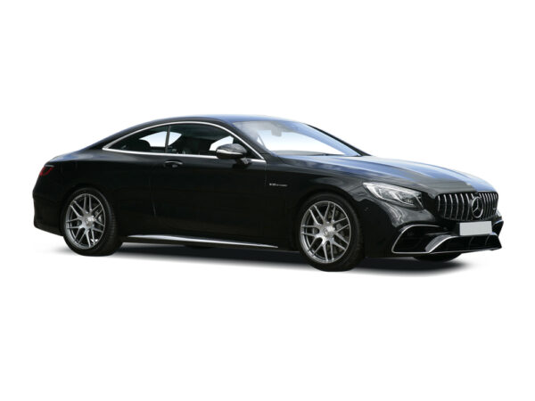 MERCEDES-BENZ S CLASS AMG COUPE